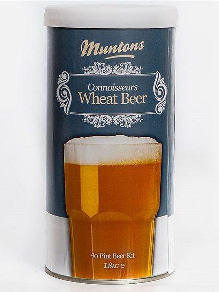 Солодовый экстракт Muntons Wheat Beer, 1,8 кг