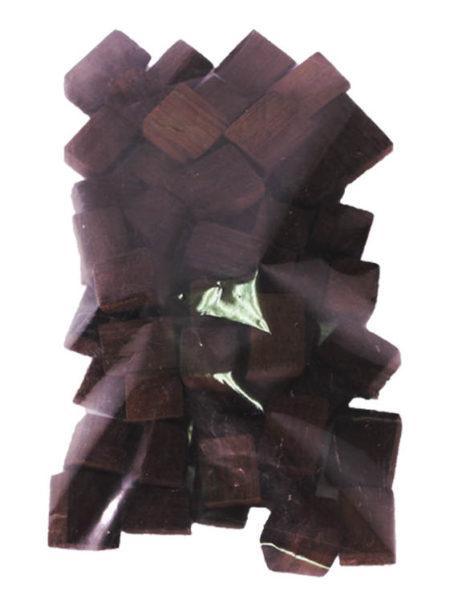 Дубовые кубики сильной обжарки (Кавказ), 100 г
