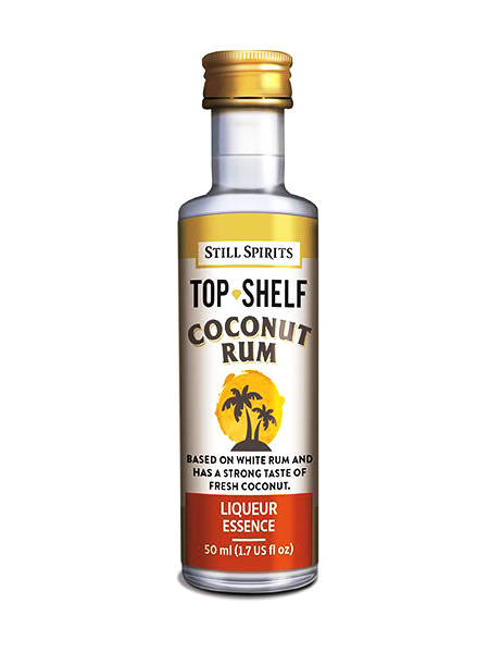 Эссенция Still Spirits Coconut Rum Liqueur (Top Shelf), на 1,125 л
