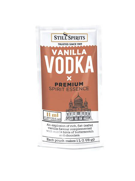 Эссенция Still Spirits Vanilla Vodka (Just add vodka), на 1 л