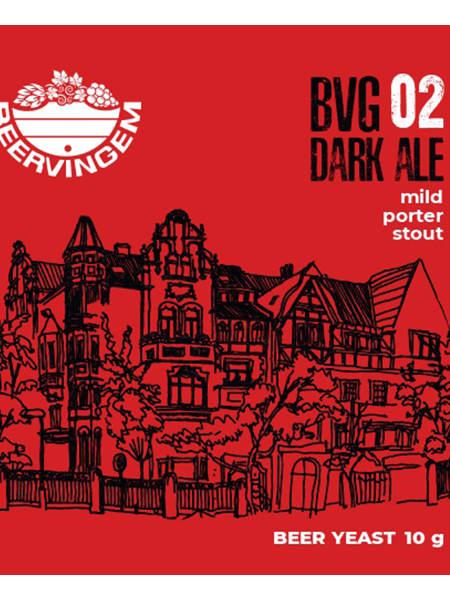 Дрожжи Beervingem для темного пива Dark Ale BVG-02