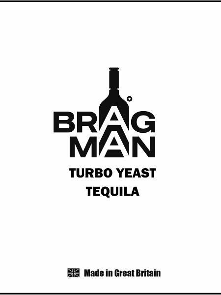 Спиртовые дрожжи Bragman Tequila, 100 г