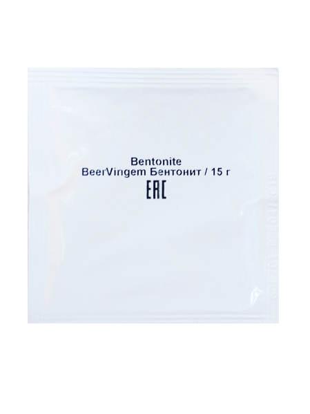 """Осветлитель Beervingem """"Бентонит"""""""